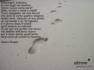 l'anno nuovo poesia di Gianni Rodari