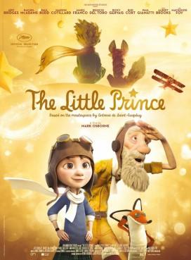 Locandina film il piccolo principe