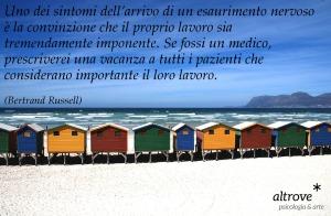 citazione di Bertrand Russel