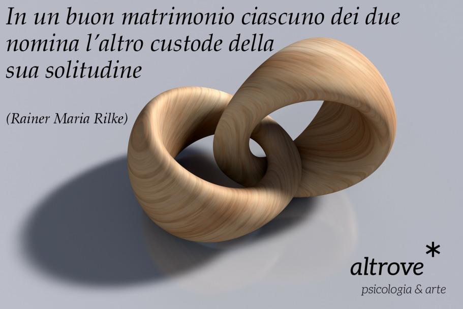 Citazione Rainer Maria Rilke
