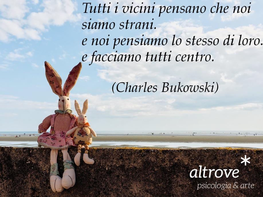 citazione Charles Bukowski