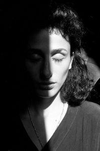 Foto di Letizia Battaglia - 1993 - Rosaria Schifani