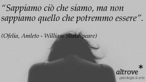 citazione di William Shakespeare, Amleto