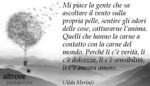 citazione Alda Merini