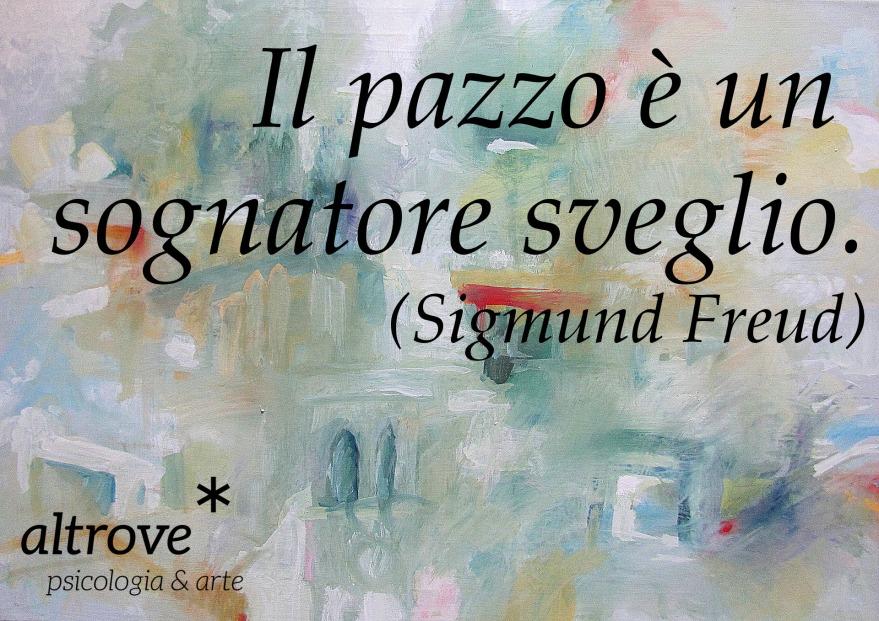 citazione di Sigmund Freud