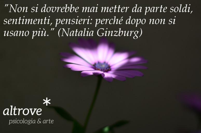 citazione Natalia Ginzburg