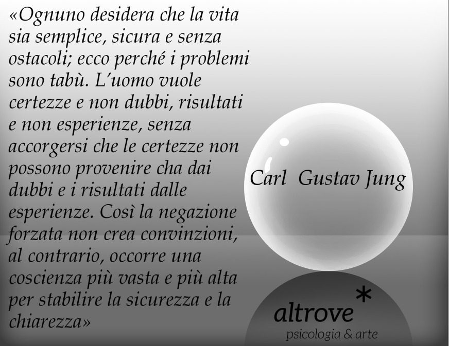citazione sulla coscienza di Carl Gustav Jung
