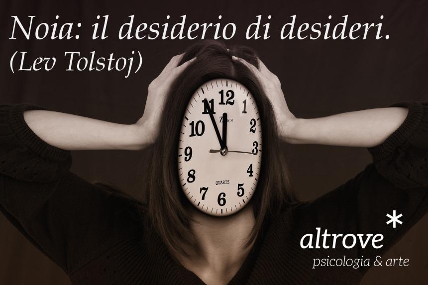 citazione noia - Lev Tolstoj